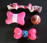 4-teiliges Spielzeug-Set