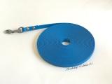 BioThane Schleppleine für sehr kleine Hunde, Azurblau